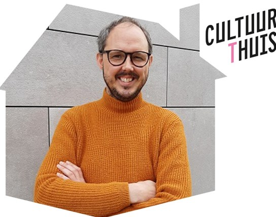 cultuurThuis #1 | LOOkale Held Sven Ceustermans